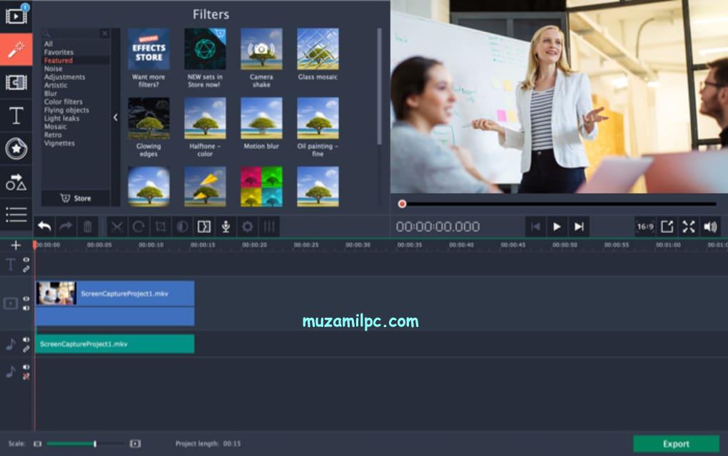 Movavi Screen Recorder Studio 21.3.0 Crack Activation Key 2022 Download