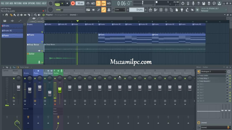 FL Studio 20.8.4.2567 Crack 2022 Keygen & Torrent Free Download