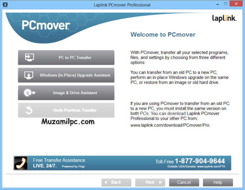 PCmover Professional 12.0.0.58851 Crack + Serial Key 2022