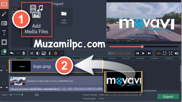 Movavi Video Editor 21.3.0 Crack With Working Keys Free Download 2021