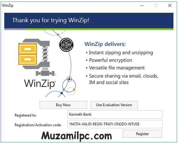 WinZip Pro 26 Crack Activation Code With Keygen [2022]