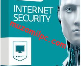 ESET Internet Security 14.2.24.0 Crack 2022 License Key Download